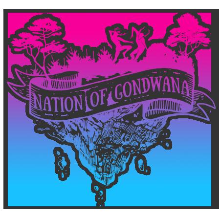 Nation of Gondwana 2019 – Festival am Waldsee | 19 -21  Juli
